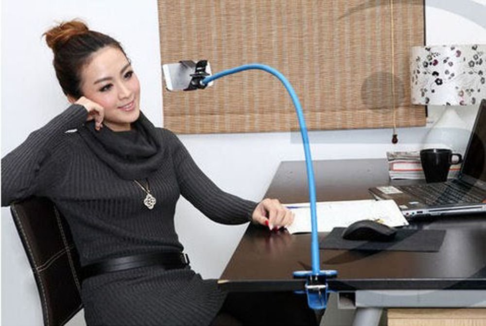 Flexible 360 Snake Mobile Stand